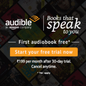 Get your Amazon Audible Free Trial! - Quotes Donut